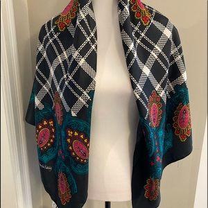 Diane Von Furstenberg silk scarf NWT